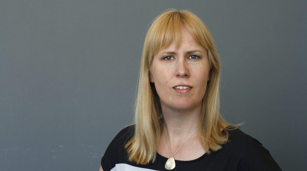 Jennie Ekbeck, CEO Umeå Biotech Incubator