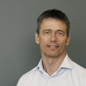 Umeå Biotech Incubator, Peter Jacobsson