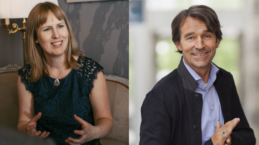 Jennie Ekbeck, Umeå Biotech Incubator, Raoul Stubbe, Sting