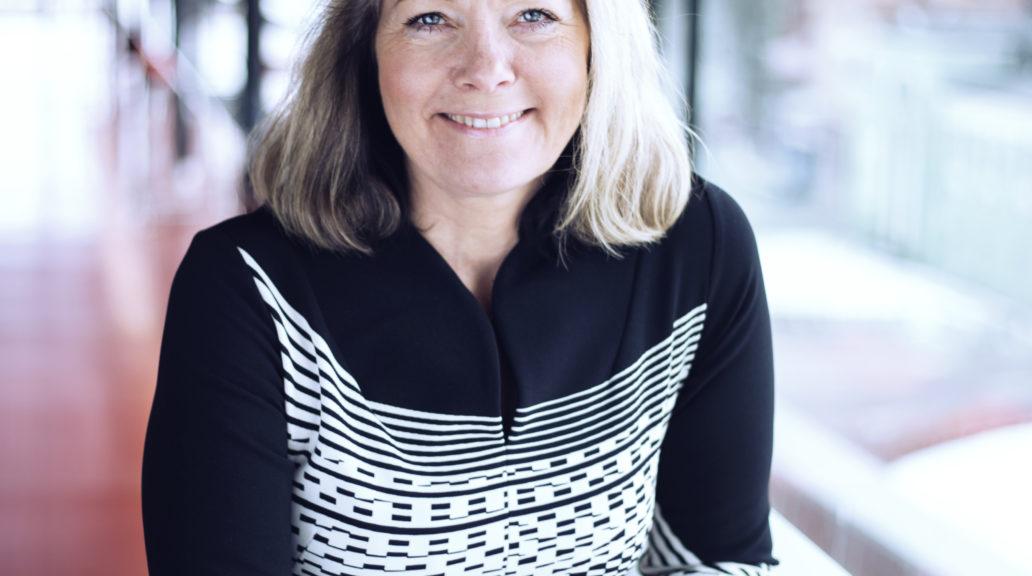 Lena Söderström, styrelseordförande Inficure Bio