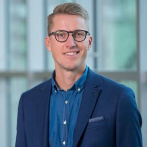 Andreas Lindberg, Umeå Biotech Incubator