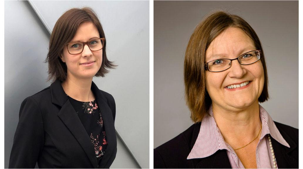 Lotta Berg, Maréne Landström, Metacurum