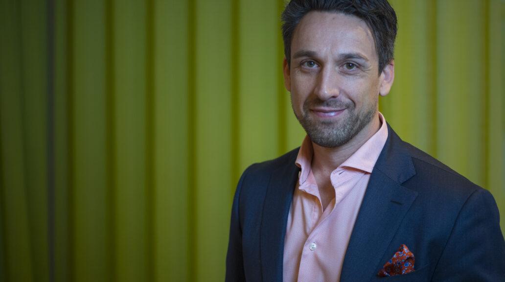 Stefan K Nilsson, CEO Lipigon