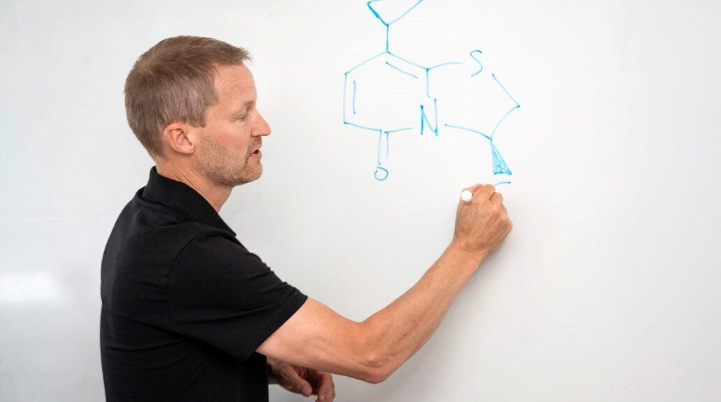 Fredrik Almqvist QureTech Bio