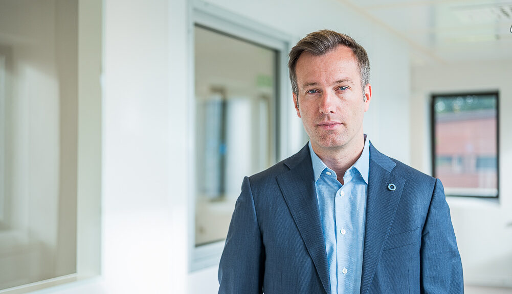 Ulf Hannelius, CEO Diamyd Medical