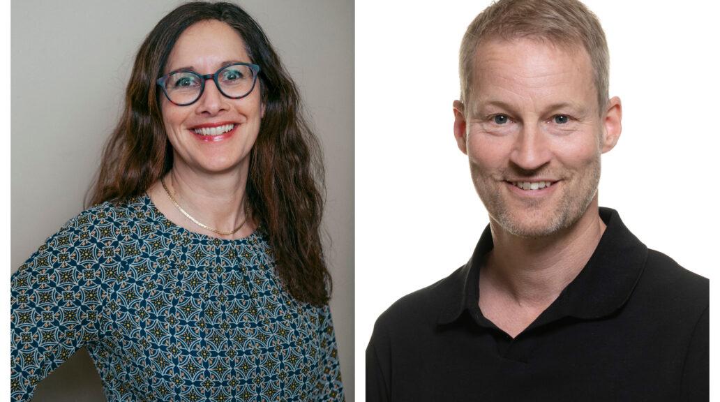 Helen Fält and Fredrik Almqvist, QureTech Bio